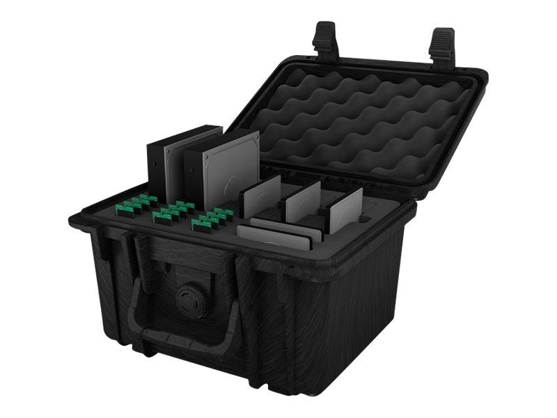 """ICY BOX ICY BOX IB-AC627 - Festplattenlaufwerk-Schutzgehäuse - Kapazität: 2 Festplatten (2,5"""")"""