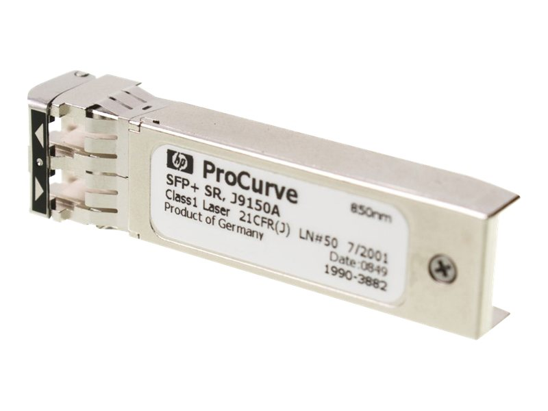 HP X132 10G SFP+ LC SR Transceiver (J9150A) - REFURB