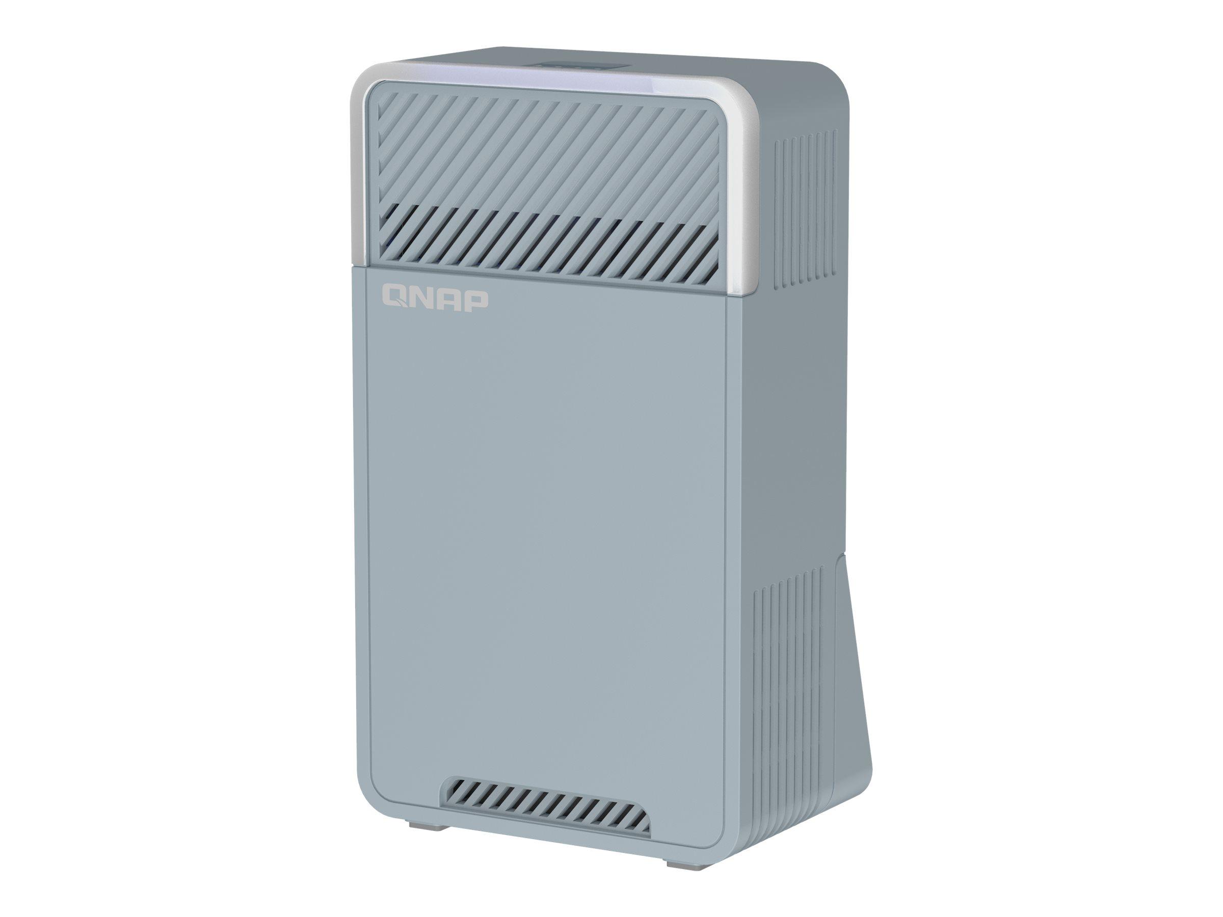 Vorschau: QNAP QMiro-201W - Wireless Router - GigE - 802.11a/b/g/n/ac, Bluetooth 5.0