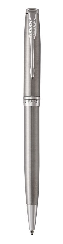 PARKER 1931512 - Silber - Schwarz - Stick-Kugelschreiber - Medium - Rund - Palladium