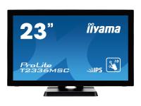 ProLite T2336MSC-B2 - 58,4 cm (23 Zoll) - 5 ms - 250 cd/m² - IPS - 1000:1 - Projizierts Kapazitivsystem