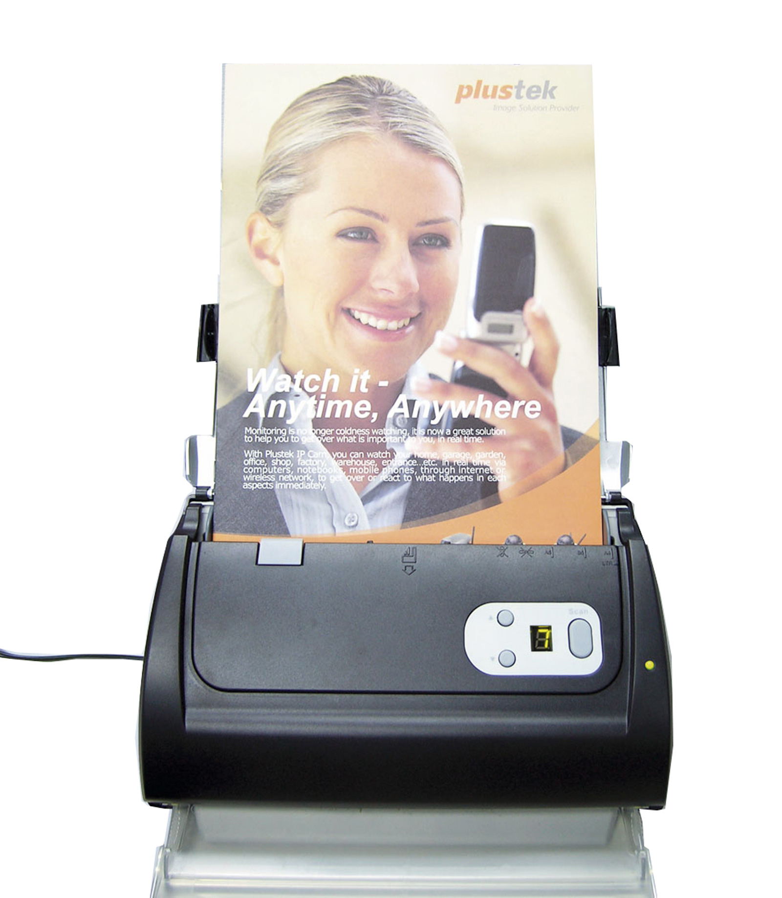 Plustek SmartOffice PS286 Plus - Dokumentenscanner - 600x600 dpi - A3, A4 USB, USB 2.0