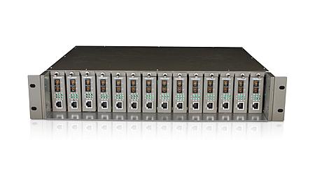 TP-LINK MC1400 - Modulare Erweiterungseinheit