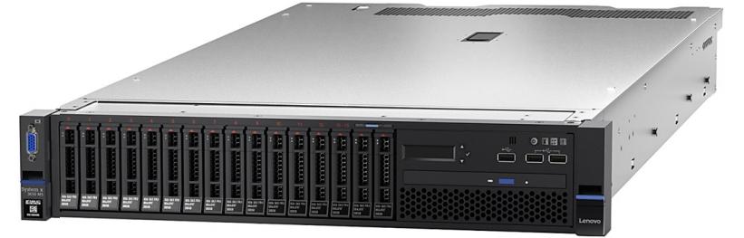 Lenovo System x3650 M5 8871 - Server - Rack-Montage