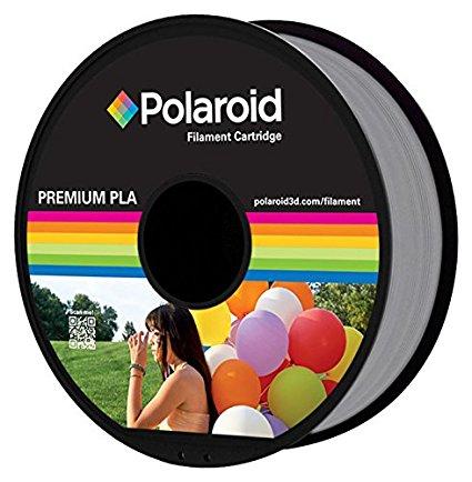 Polaroid Silber - 1 kg - PLA-Filament (3D)