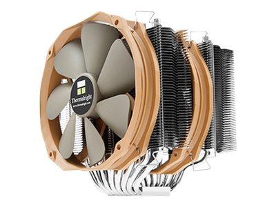 Thermalright Archon IB-E X2 - Prozessor-Luftkühler - (für: LGA775, LGA1156, AM2, AM2+, LGA1366, AM3, LGA1155, AM3+, LGA2011, FM1, FM2, LGA1150, FM2+, LGA2011-3)
