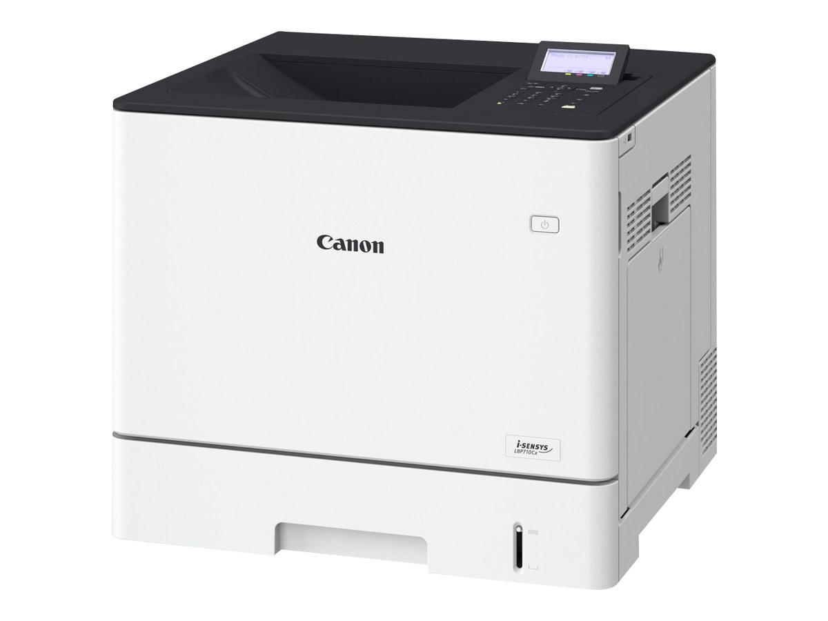 Canon i-SENSYS LBP710Cx - Drucker - Farbe - Duplex - Laser - A4/Legal - 9600 x 600 dpi - bis zu 33 Seiten/Min. (einfarbig)/