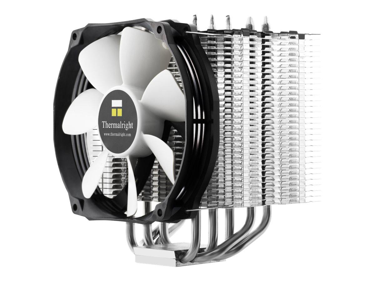 Thermalright Macho 120 SBM - Prozessor-Luftkühler - (für: LGA775, LGA1156, AM2, AM2+, LGA1366, AM3, LGA1155, AM3+, LGA2011, FM1, FM2, LGA1150, FM2+, LGA2011-3, LGA1151, AM4, LGA2066)