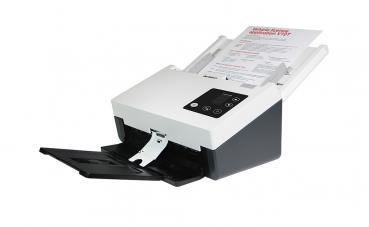 Avision AD345 - Dokumentenscanner - Duplex - A4/Legal - 600 dpi - bis zu 60 Seiten/Min. (einfarbig)