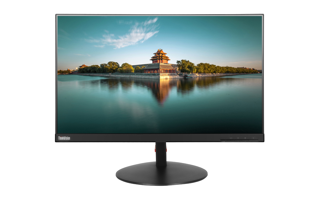 Lenovo ThinkVision T24i - 60,5 cm (23.8 Zoll) - 1920 x 1080 Pixel - Full HD - LED - 6 ms - Schwarz