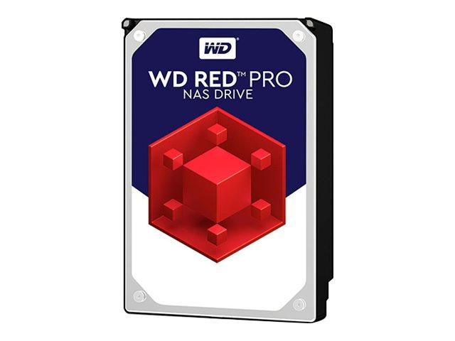 """WD Red Pro NAS Hard Drive WD8003FFBX - Festplatte - 8 TB - intern - 3.5"""" (8.9 cm)"""