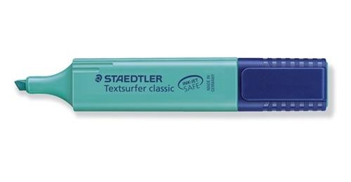 STAEDTLER Textsurfer classic 364 - 1 Stück(e) - Türkis - Blau - Türkis - Polypropylen (PP) - 5 mm
