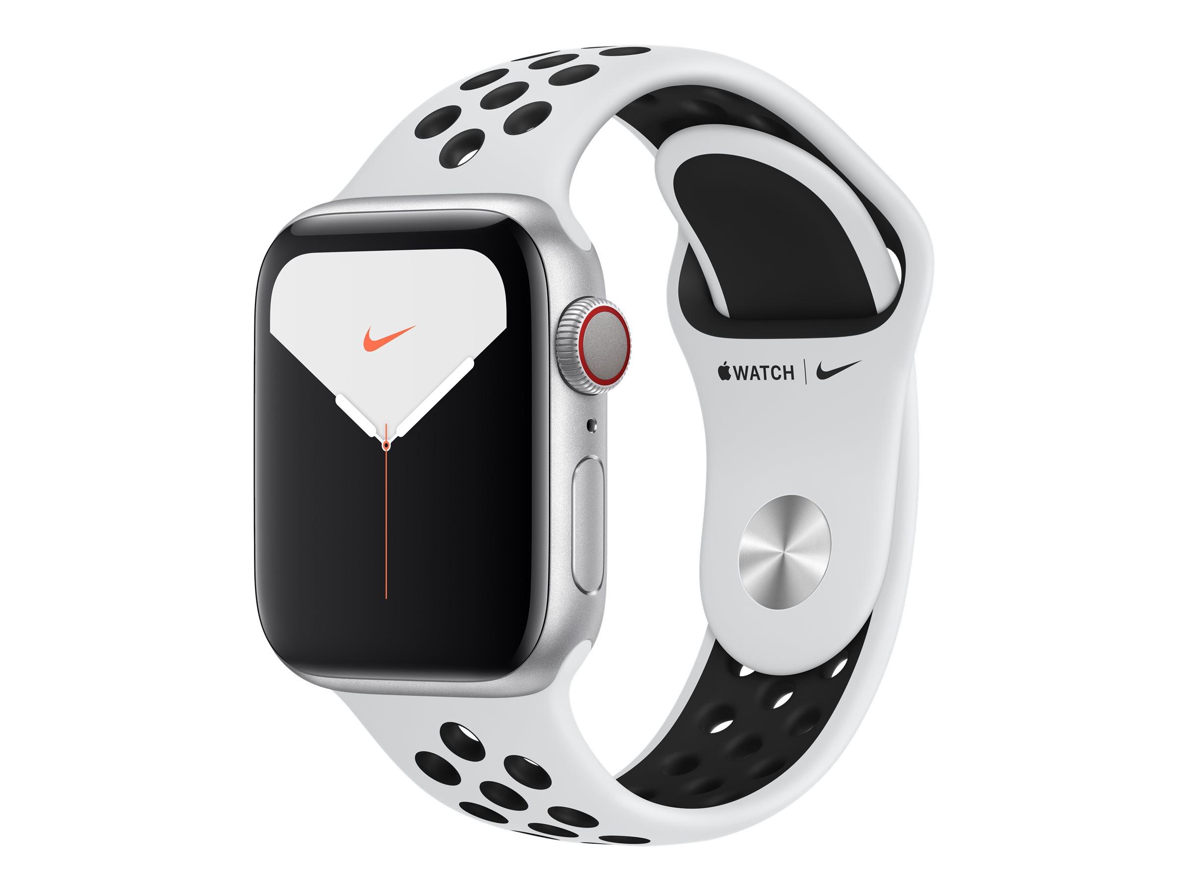 Apple Watch Nike Series 5 (GPS + Cellular) - 40 mm