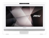 Pro 20ET 4BW-058DE 1.6GHz N3160 19.5Zoll 1600 x 900Pixel Touchscreen Weiß All-in-One-PC