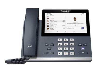 Yealink MP56 - Teams Edition - VoIP-Telefon - mit Bluetooth-Schnittstelle