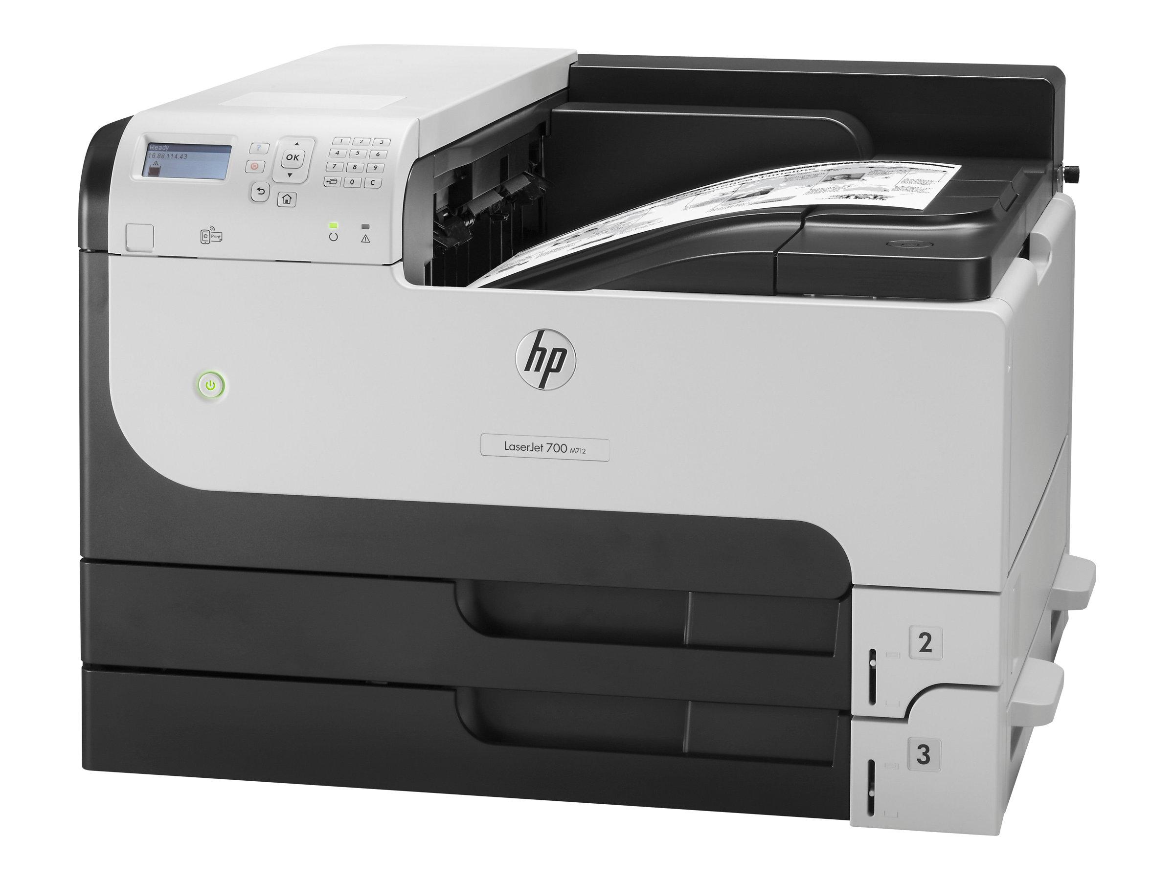 HP LaserJet Enterprise 700 Printer M712dn - Drucker