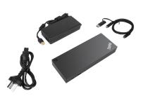 40AF0135EU Notebook-Dockingstation & Portreplikator Schwarz