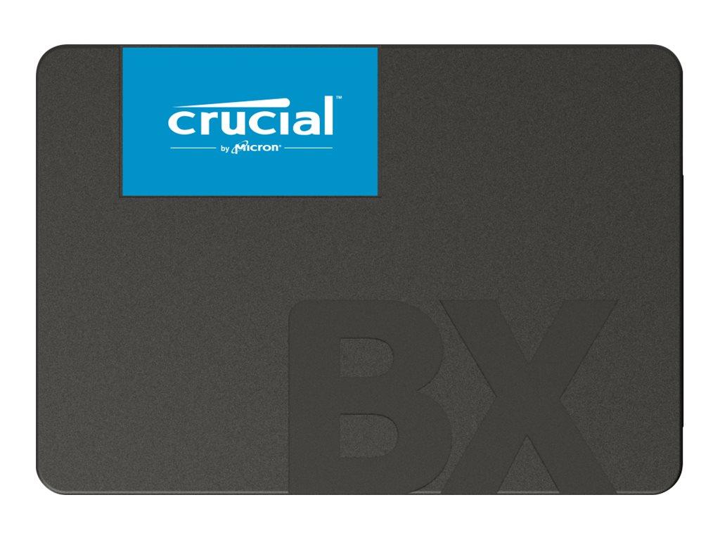"""Crucial BX500 - 120 GB SSD - intern - 2.5"""" (6.4 cm)"""