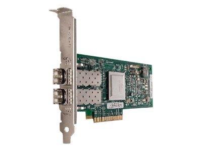 IBM QLogic HBA 8Gbit PCI-E FC Dual Port (49Y3761) - REFURB