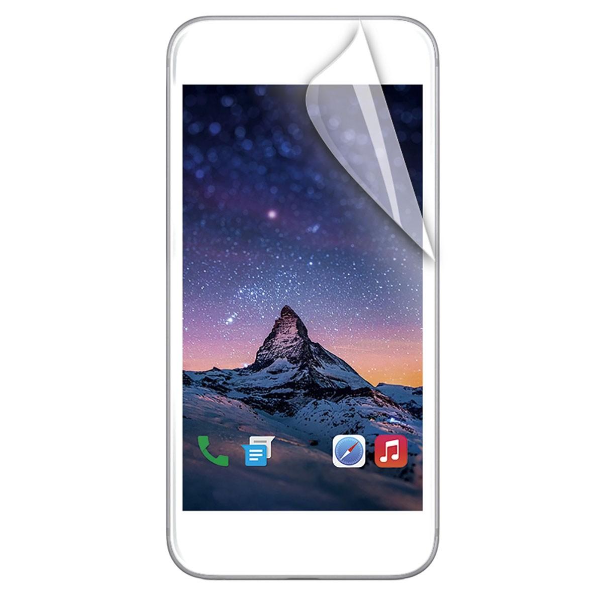 Mobilis 036141 - Klare Bildschirmschutzfolie - Handy/Smartphone - Samsung - Galaxy A20e - Kratzresistent - Schockresistent - Transparent