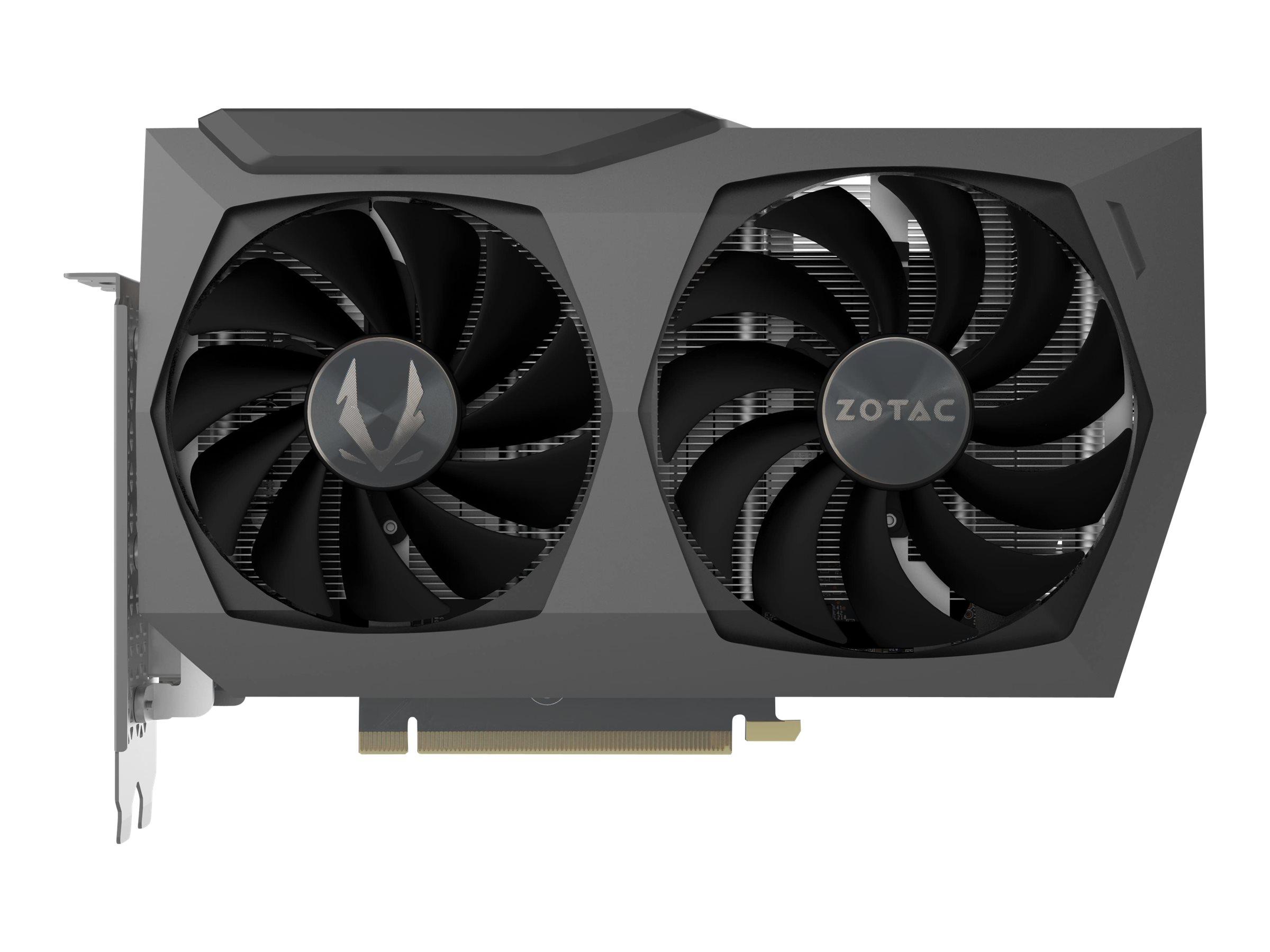 ZOTAC GAMING GeForce RTX 3070 Twin Edge OC - Grafikkarten