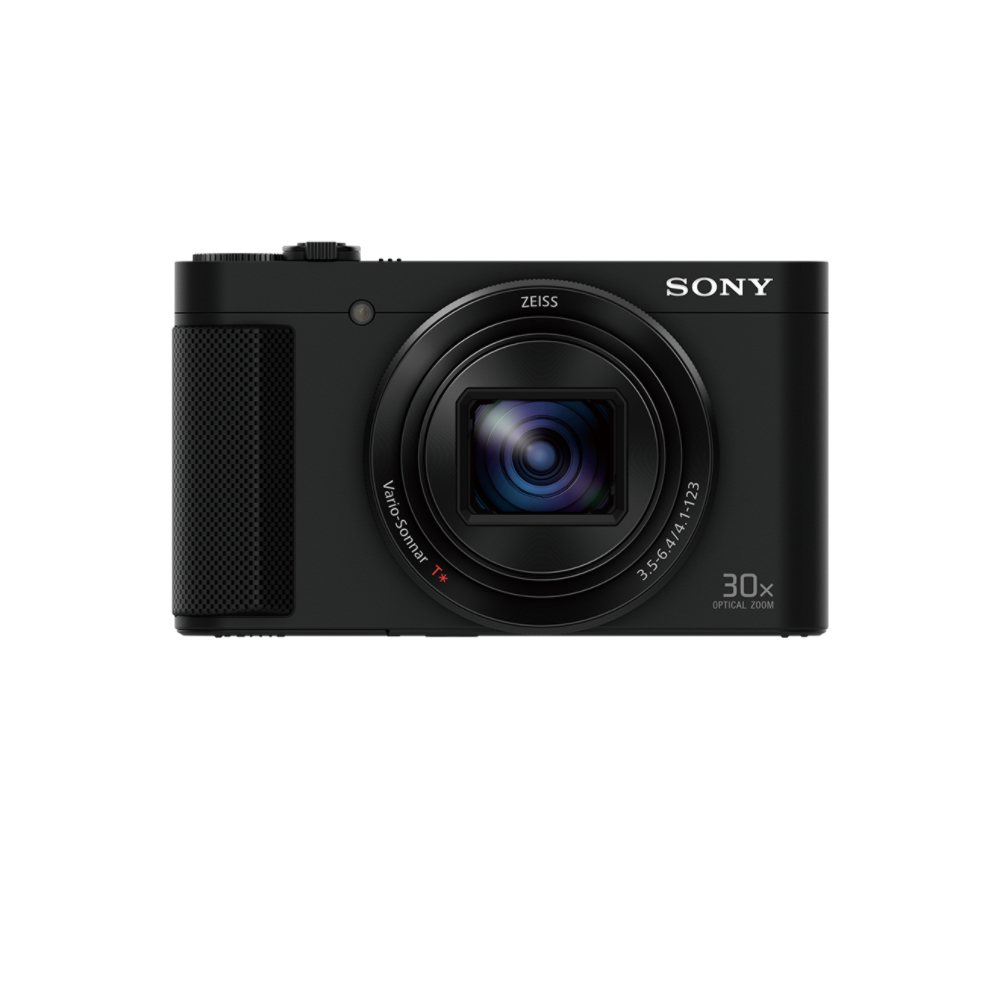 "Image of Sony Cyber-shot DSC-HX90 - Digitalkamera - 18,2 MP CMOS 4,1 mm-123 mm 30x opt. - Display: 7,6 cm/3"" TFT - Schwarz"