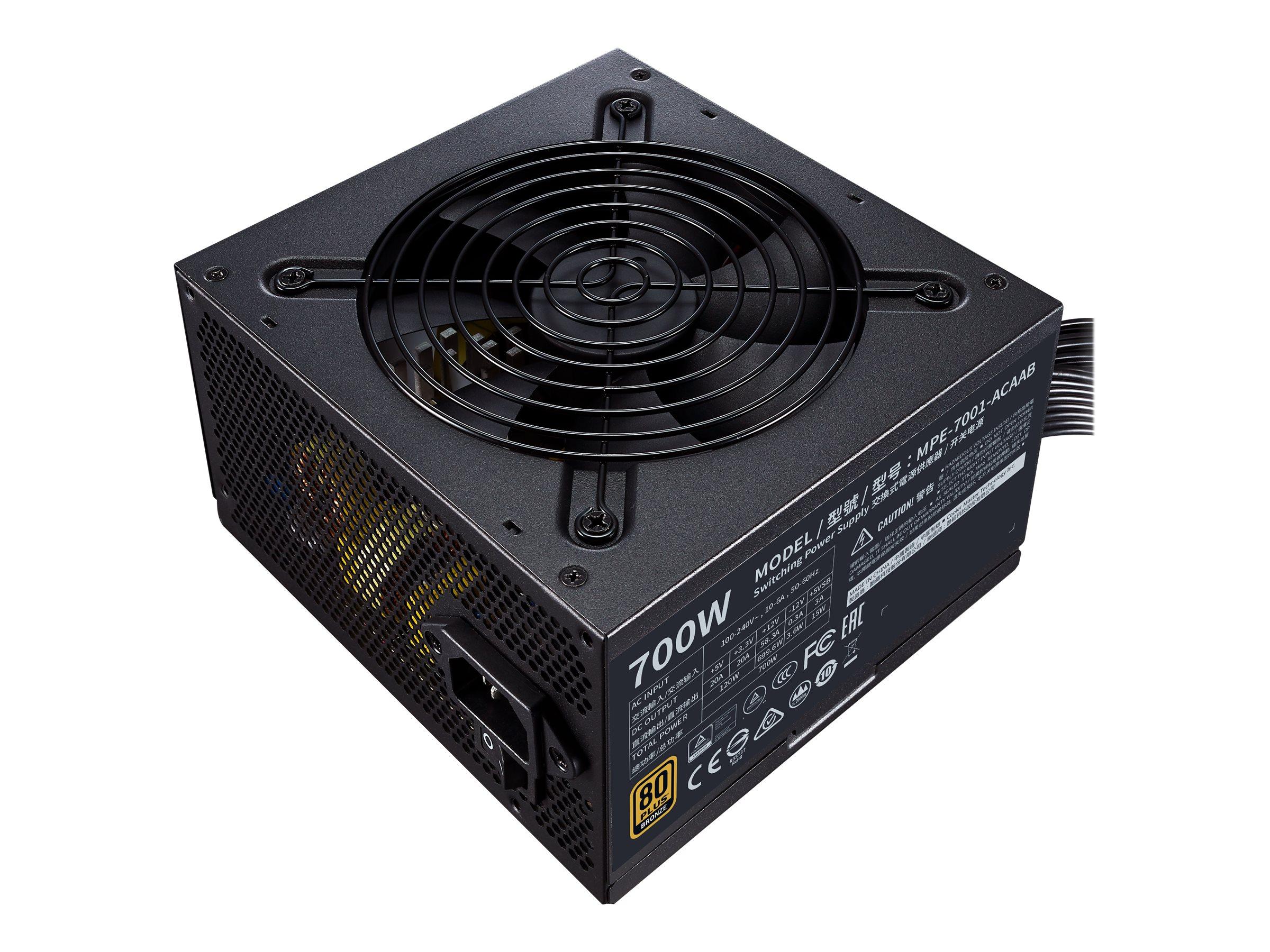 Cooler Master MWE Bronze V2 700 - Stromversorgung (intern)