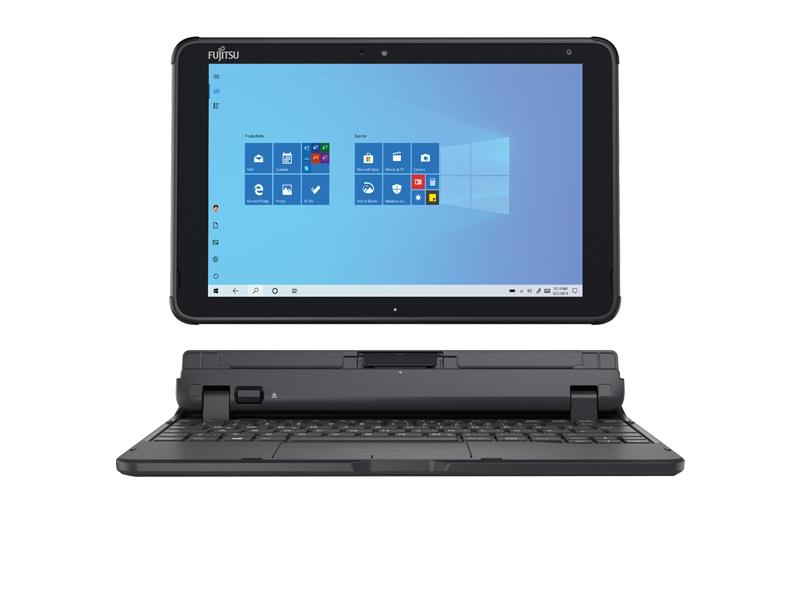Fujitsu Keyboard Docking DE für Stylistic Q5010