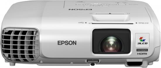 Epson EB-W29 16:10 LCD-Digital-Projektor - WXGA (1.280x800) - 3.000 Ansilumen 29 dB - 10.000:1