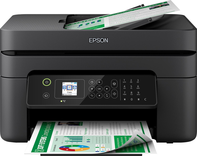 Epson WorkForce WorkForce WF-2830DWF - Tintenstrahl - 5760 x 1440 DPI - 130 Bl?tter - A4 - Direkter Druck - Schwarz