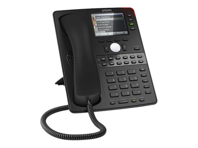 Snom D765 - VoIP-Telefon - mit Bluetooth-Schnittstelle