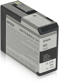Matte Black Ink 80 ml