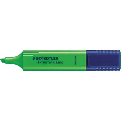 STAEDTLER 364-5 - 1 Stück(e) - Grün - Meißel - Blau - Grün - Polypropylen (PP) - 1 mm