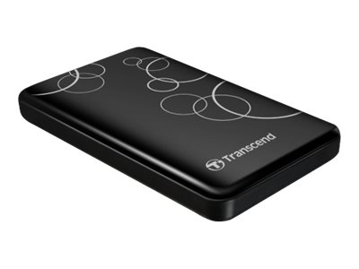 Transcend StoreJet 25A3 - Festplatte - 1 TB - extern (tragbar)