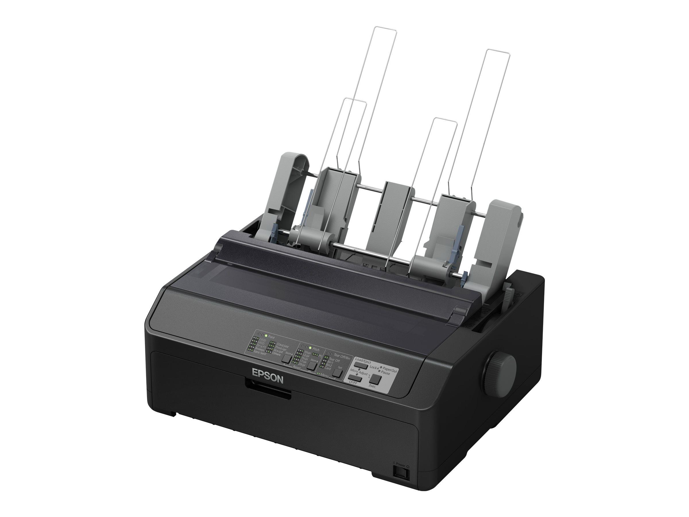 Epson LQ 590IIN - Drucker - monochrom - Punktmatrix - Rolle (21,6 cm)