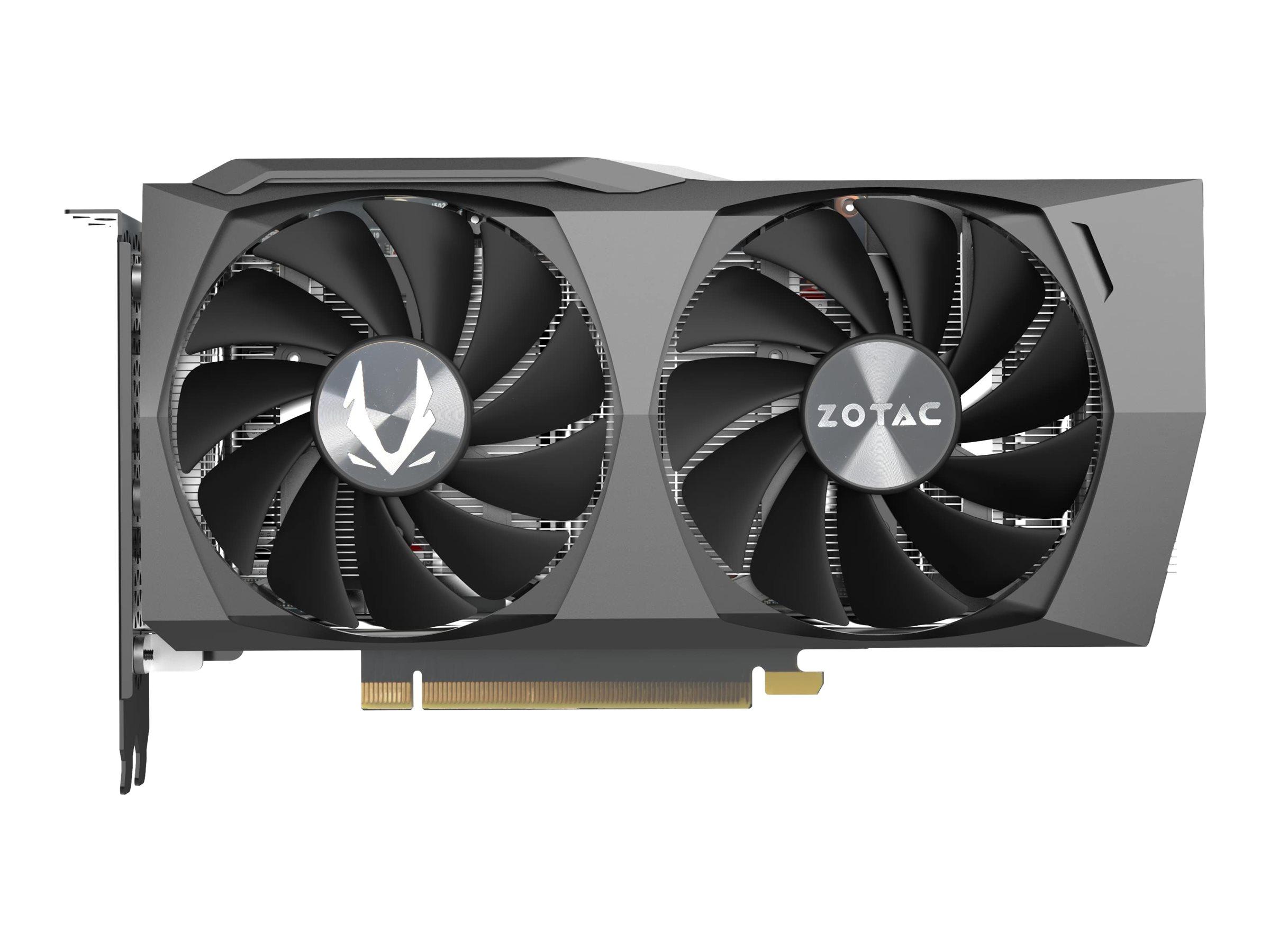ZOTAC GAMING GeForce RTX 3060 Twin Edge - Grafikkarten