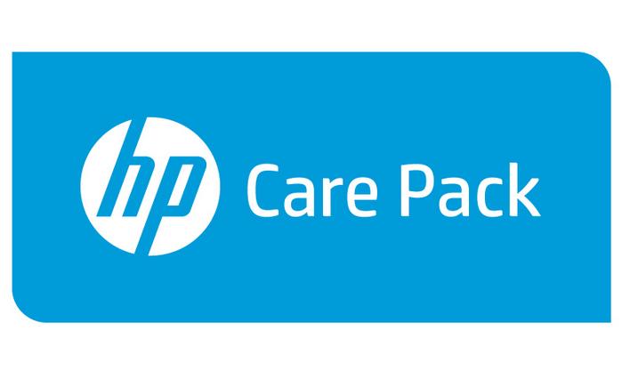 HP eCare Pack 3Y/9x5 NBD Foundation Care Exchange Service (U3LQ7E)