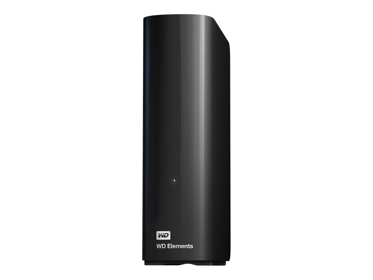 WD Elements Desktop WDBWLG0140HBK - Festplatte - 14 TB - extern (Stationär)
