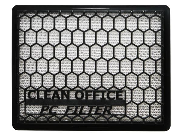 Riensch & Held Clean Office PC-FILTER - Universal - Staubfilter - Schwarz - Weiß - 110 mm - 135 mm