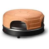 Emerio PO-115847.1 Pizza Ofen 1100 W 4 Backspachteln