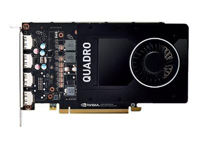 Fujitsu NVIDIA QUADRO P2200 - Grafikkarten - Quadro P2200