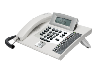 COMfortel 1600 Analoges Telefon Anrufer-Identifikation Weiß