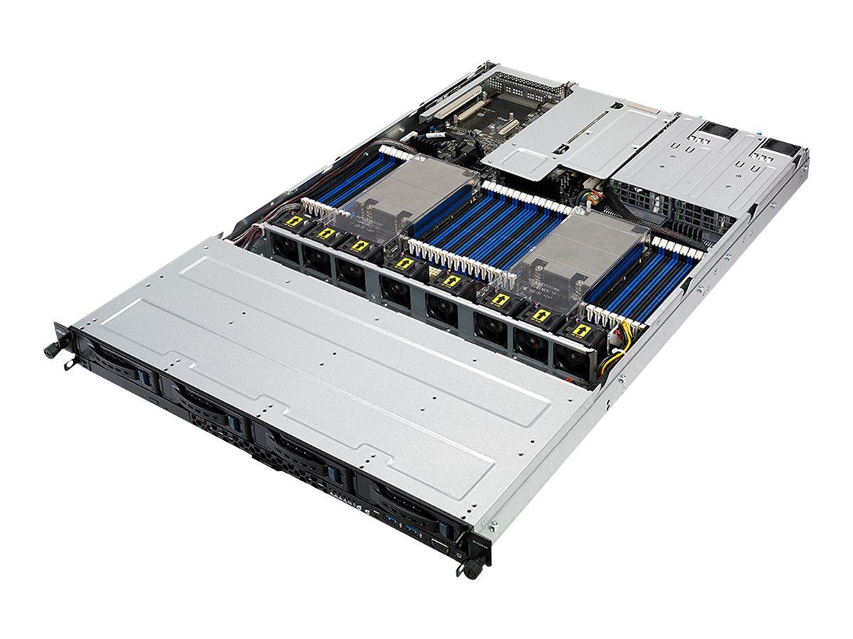 """ASUS RS700A-E9-RS12V2 - Server - Rack-Montage - 1U - zweiweg - keine CPU - RAM 0 GB - SATA/PCI Express - Hot-Swap 6.4 cm (2.5"""")"""