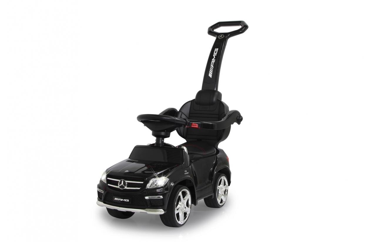 JAMARA Mercedes-Benz AMG GL63 - Junge/Mädchen - 12 Monat( e) - 4 Rad/Räder - Batterien erforderlich - Schwarz - 5,21 kg