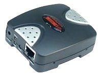 Longshine LCS-PS101-B - Druckserver - USB 2.0