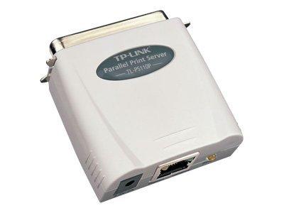 TP-LINK TL-PS110P - Druckserver - parallel - 10/100 Ethernet