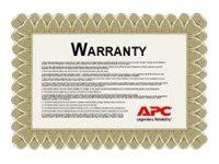 APC On-Site Service 4 Hour Response On-Site Service Upgrade to Factory Warranty or Existing On-Site Service Contract - Serviceerweiterung - Arbeitszeit und Ersatzteile (für UPS 41-150 kVA)