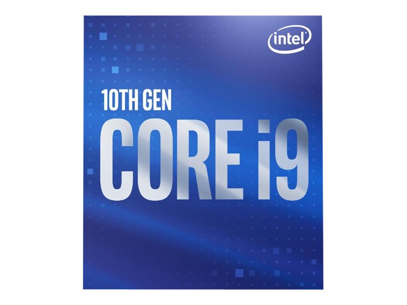 Intel Core i9 10900F - 2.8 GHz - 10 Kerne - 20 Threads