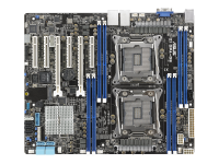 Z10PA-D8 Server-/Workstation-Motherboard LGA 2011-v3 Intel® C612 ATX