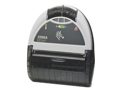 Zebra EZ320 Mobile - Belegdrucker - Thermopapier